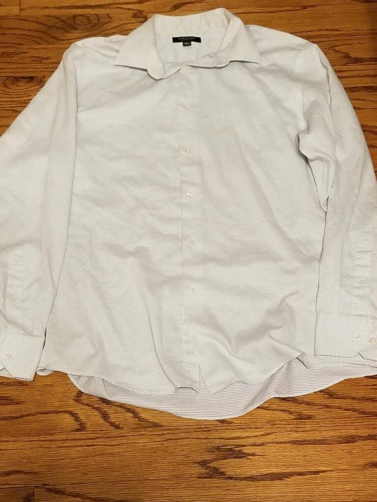 old men's shirt