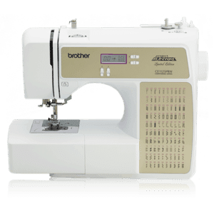 brother ce1125prw sewing machine