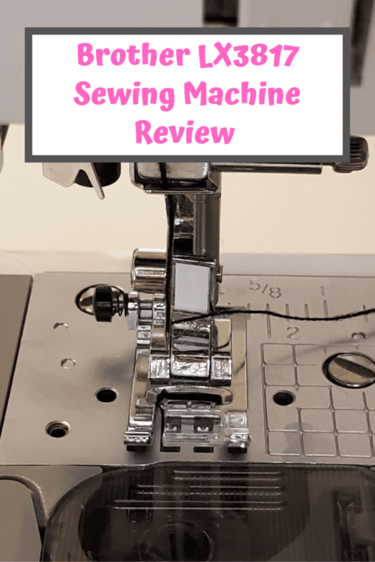Brother LX3817 Sewing Machine Review