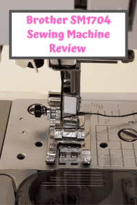Brother SM1704 Sewing Machine Review