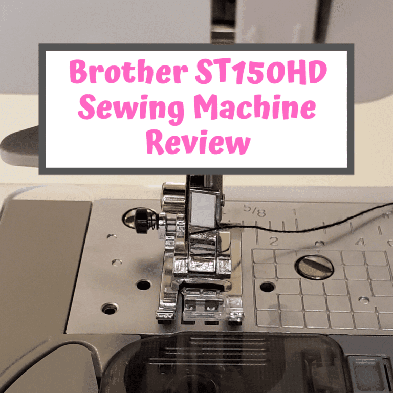 Brother ST150HDH Review – A Strong and Tough Sewing Machine?