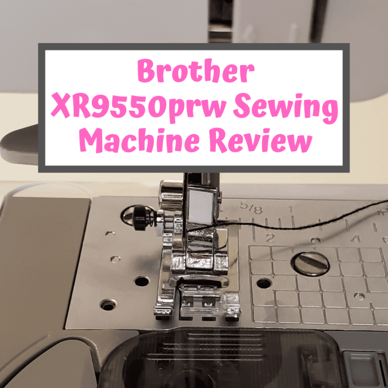 Brother XR9550prw Review – Features, Comparisons, Pros & Cons