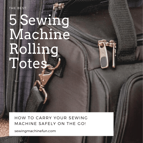 Rolling Sewing Machine Tote Reviews & Buyer's Guide