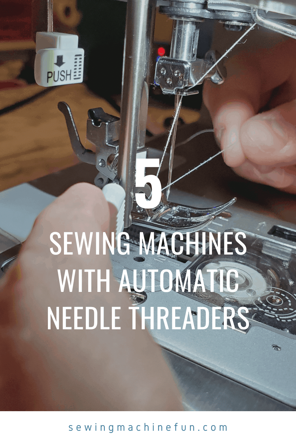 Best Self-Threading Sewing Machine Reviews