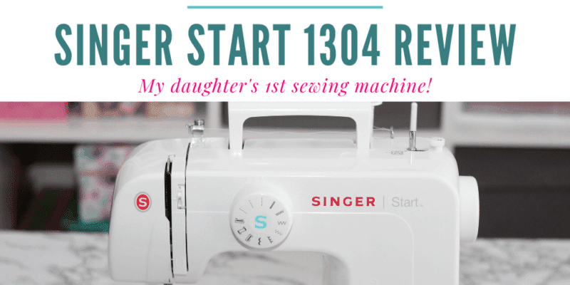 Singer 1304 sewing machine review