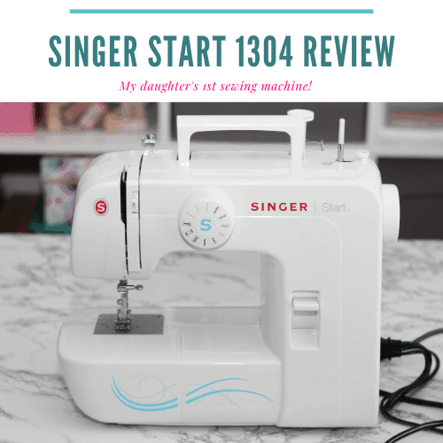 Singer Start 1304 Review – My Personal Experiences