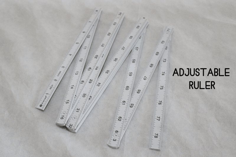 adjustable ruler