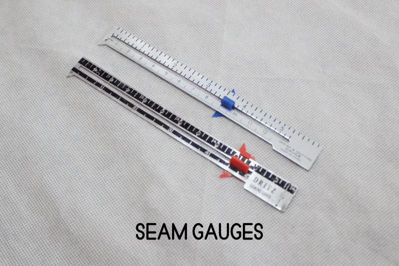 seam gauges
