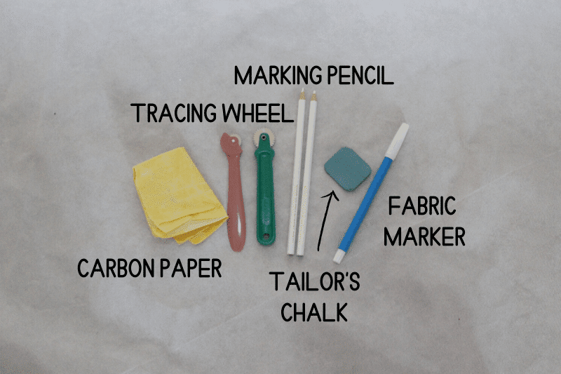 sewing accessories_ marking tools