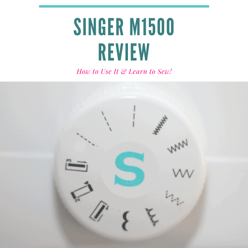 Singer M1500 Sewing Machine Review & How it Compares vs 1304