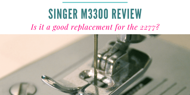 singer m3300 reviews