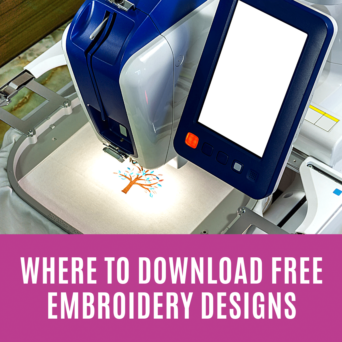 11 Sites With the Best Free Machine Embroidery Designs to Download