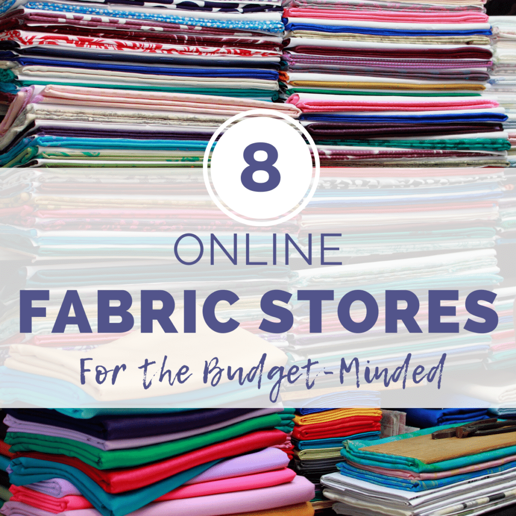 where to buy cheap fabric online_