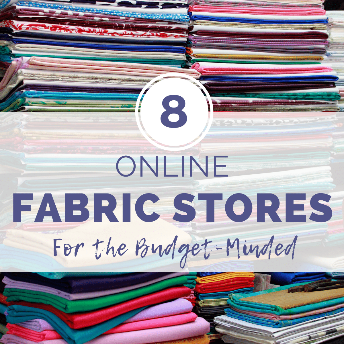Where To Buy Cheap Fabric By the Yard – Best Fabric Stores Online