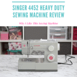 Singer 4452 review
