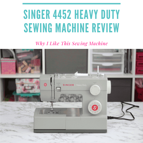 Singer 4452 Heavy Duty Sewing Machine Review – Personal Experiences