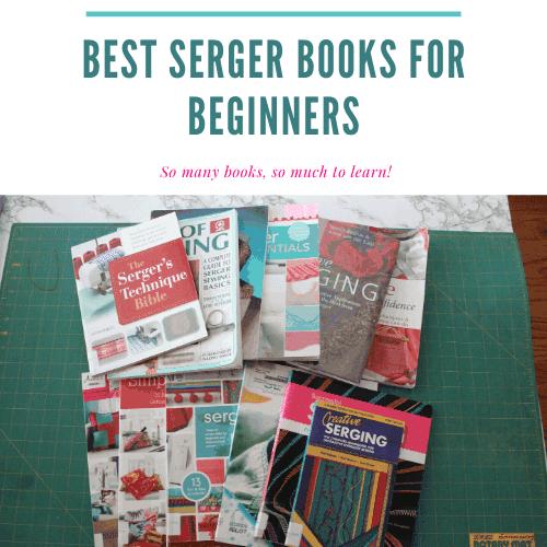 10 Best Serger Books for Beginners