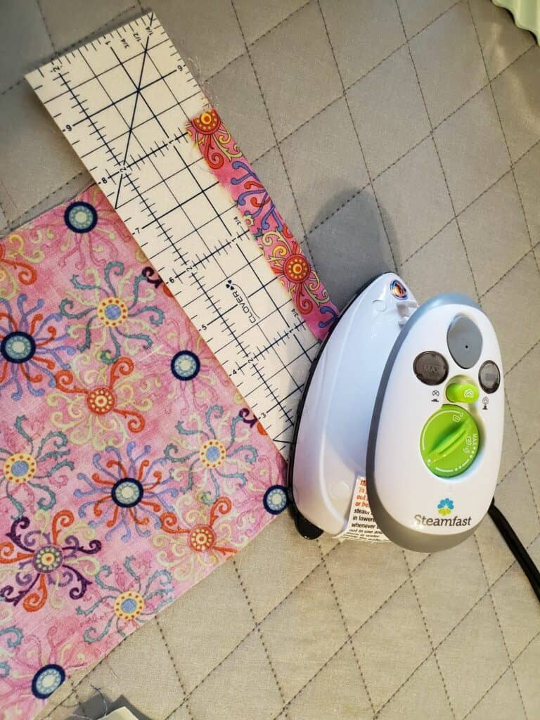 Clover Hot Ruler for pressing hems and pleats