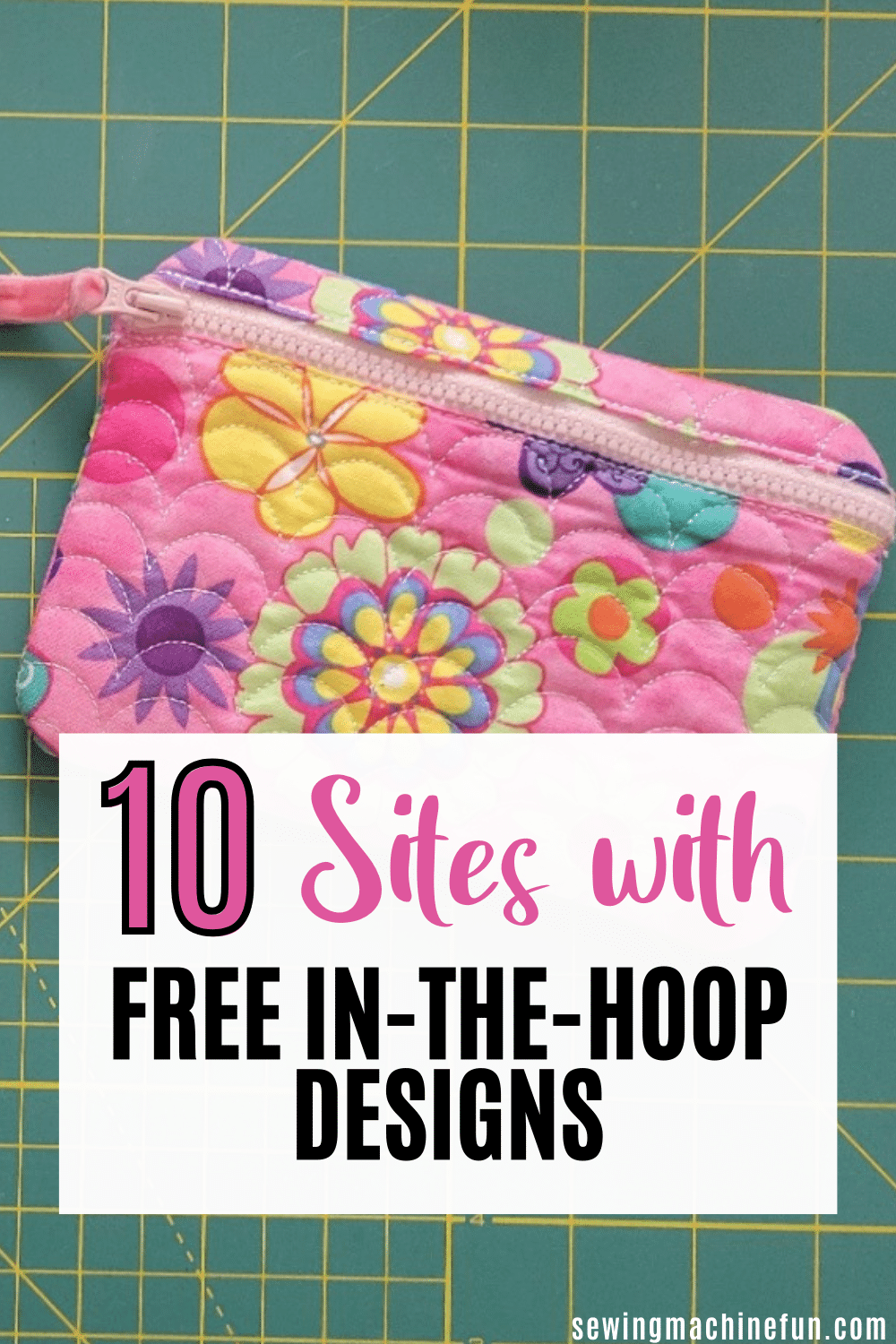 download free in the hoop embroidery designs