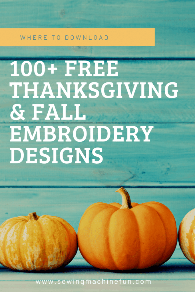 free autumn machine embroidery designs to download
