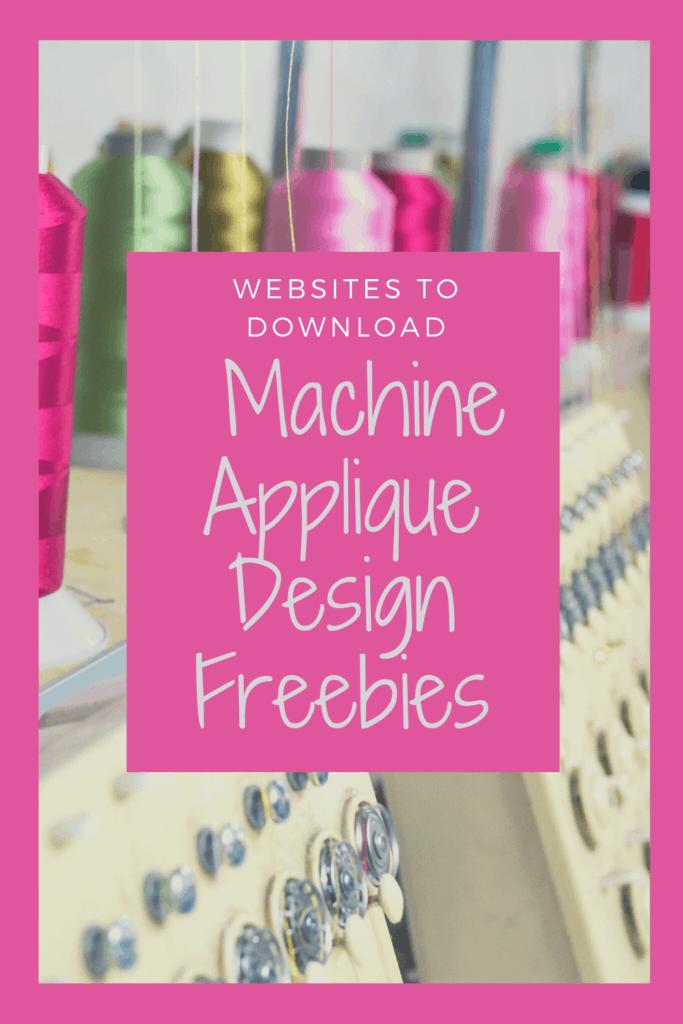embroidery Machine Applique Design Freebies (1)
