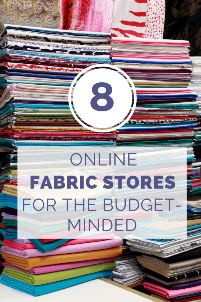 where to buy cheap fabric online by the yard