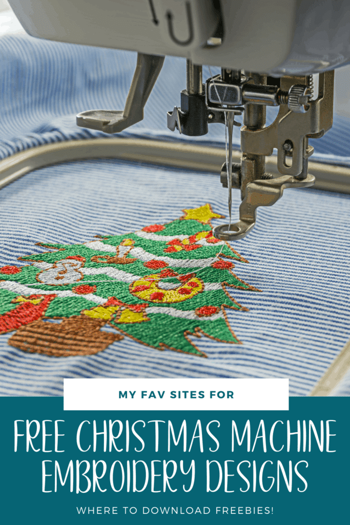 free winter embroidery machine designs