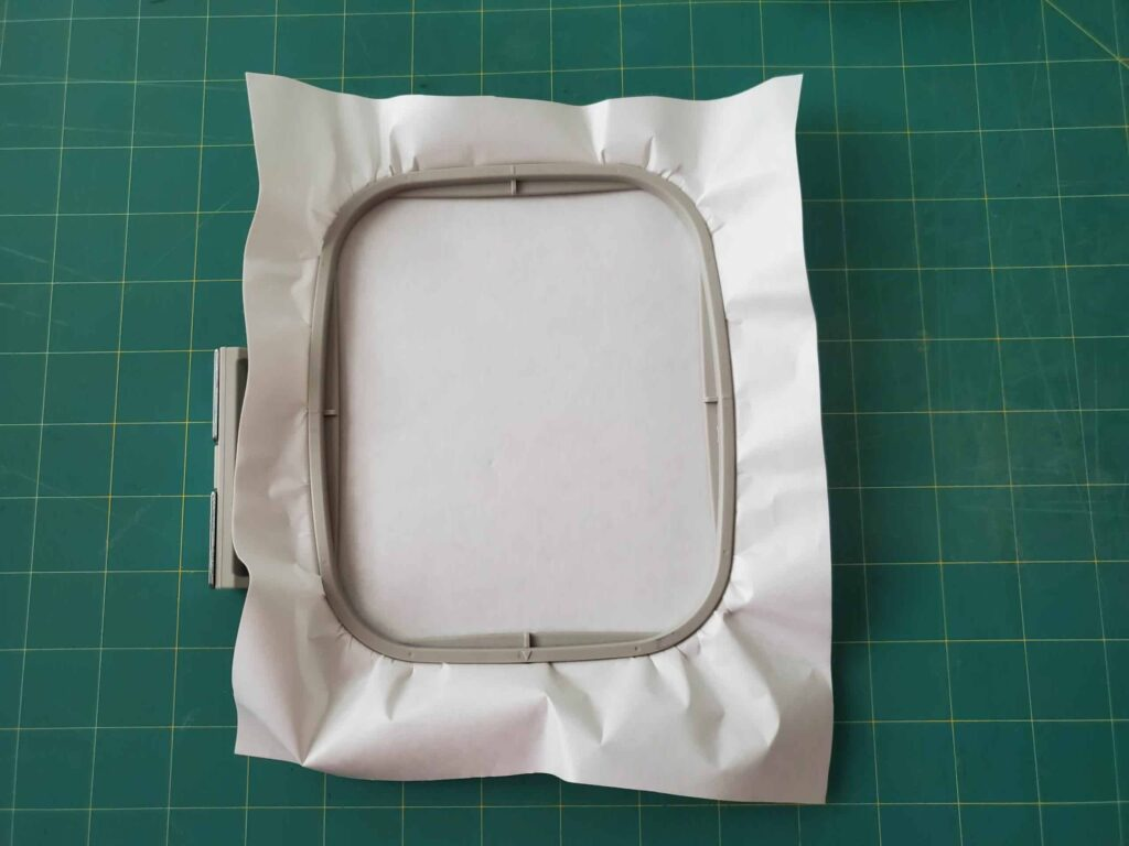 hoop sticky self-adhesive stabilizer