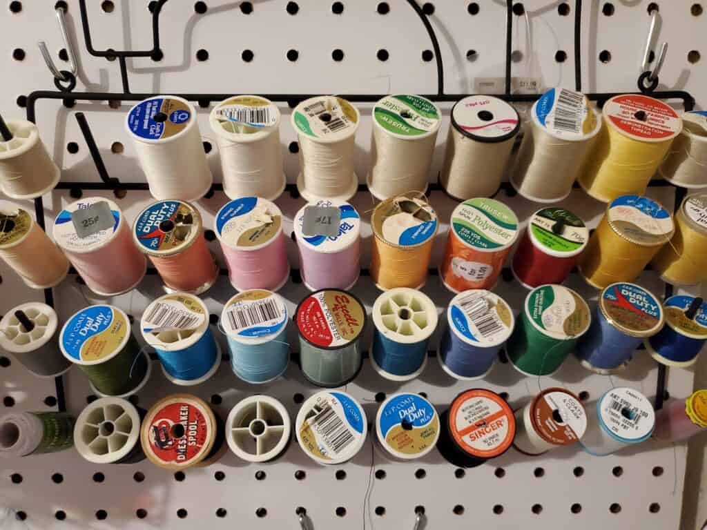 thread for a brother sewing machine