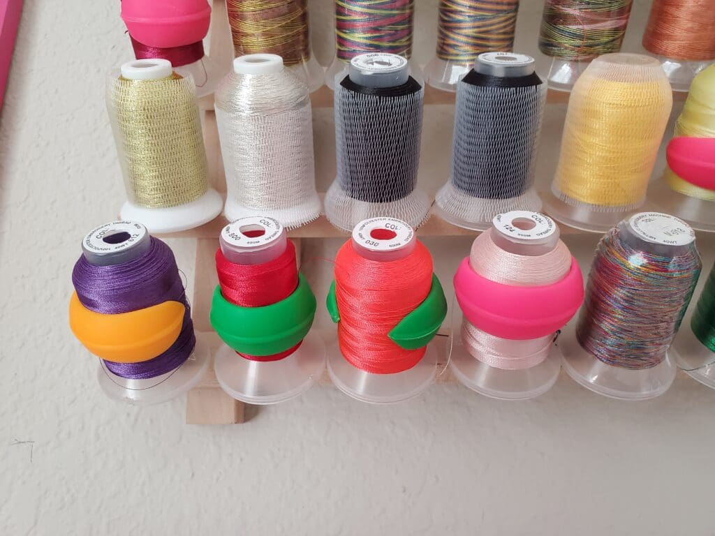 how to keep thread ends from unraveling