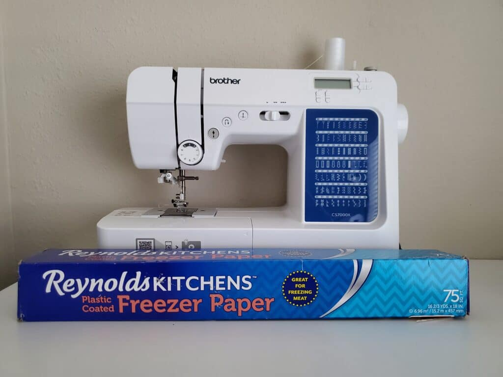what is freezer paper used for in sewing?