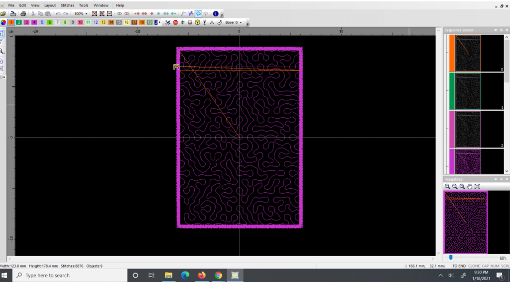 my editor free embroidery software