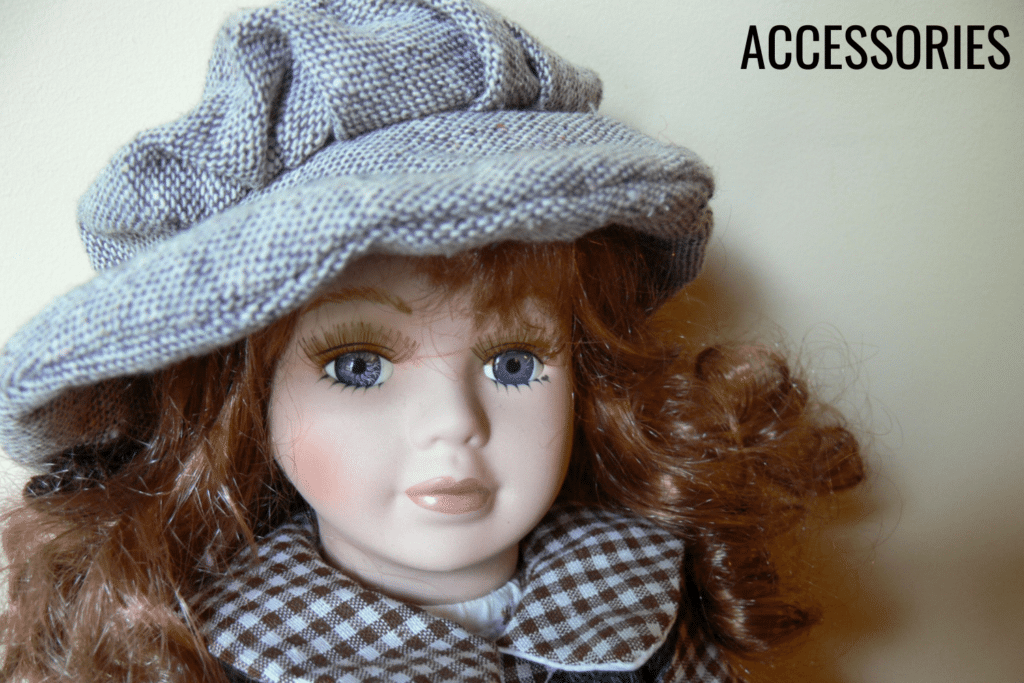 free doll accessories patterns