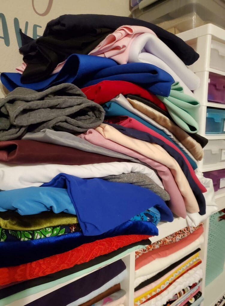 fabricwholesaledirect fabric stash
