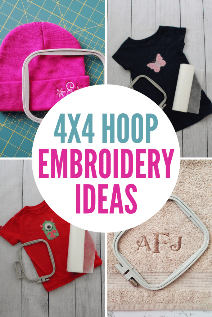 4x4 embroidery ideas