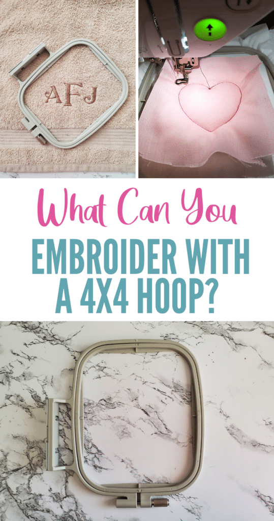 What can you embroider