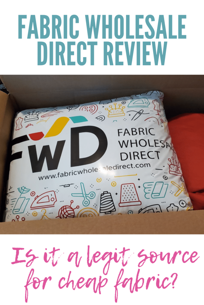 fabric wholesale direct review