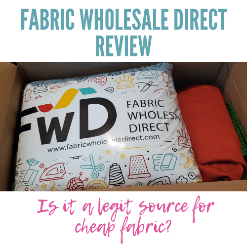 My Fabric Wholesale Direct Review & Experiences So Far