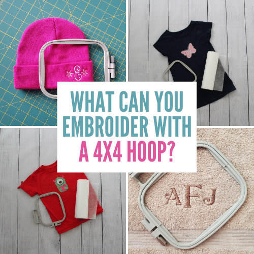 What Can You Embroider With a 4×4 Hoop? Ideas & Inspiration