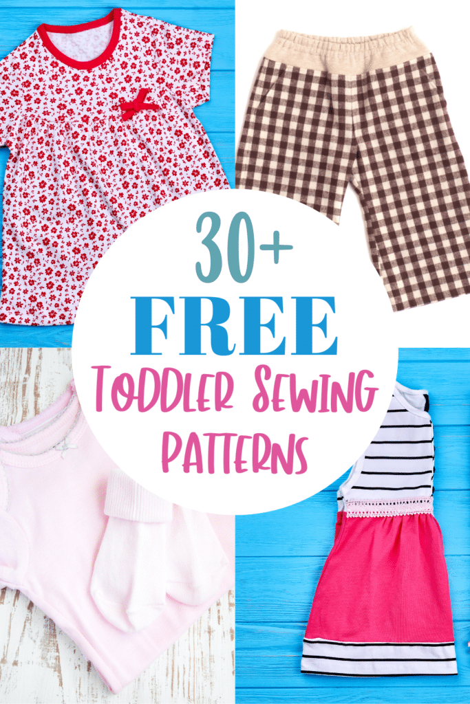 free toddler patterns to sew