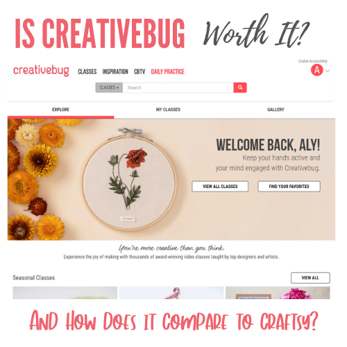 JOANN Creativebug Review – Is It Worth It?