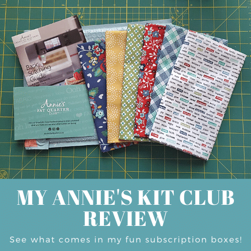 Annie's Kit Club Review & My 3 Favorite Subscription Kits!