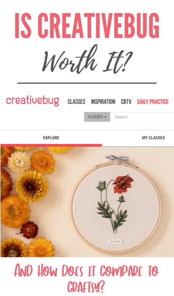 creativebug reviews
