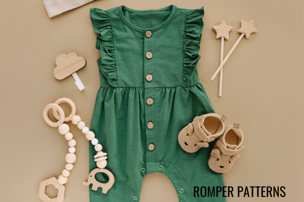 free romper sewing patterns for toddlers