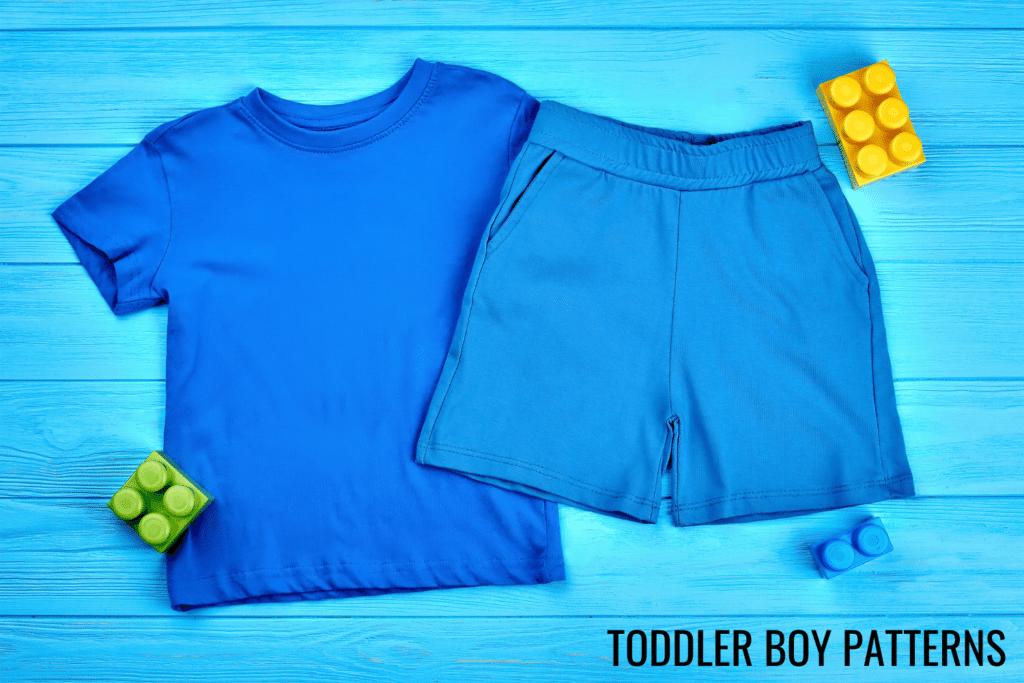 free toddler boy sewing patterns