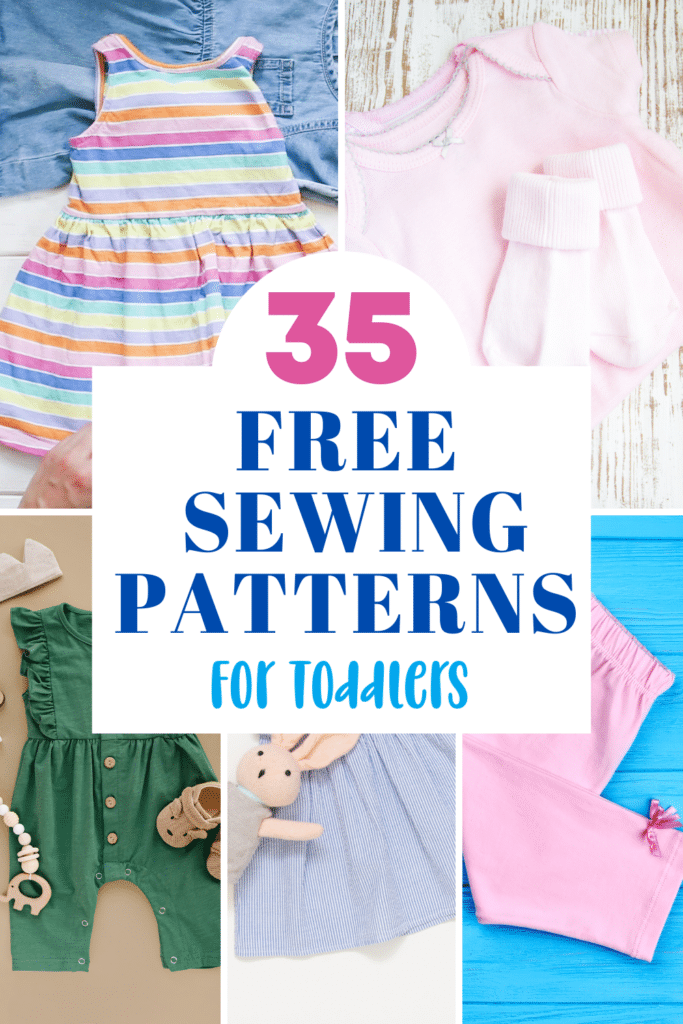 free toddler sewing patterns