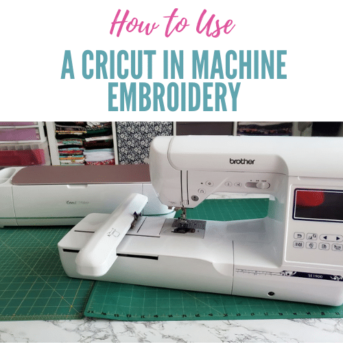 Using a Cricut and Embroidery Machine Together – 5 Ways!