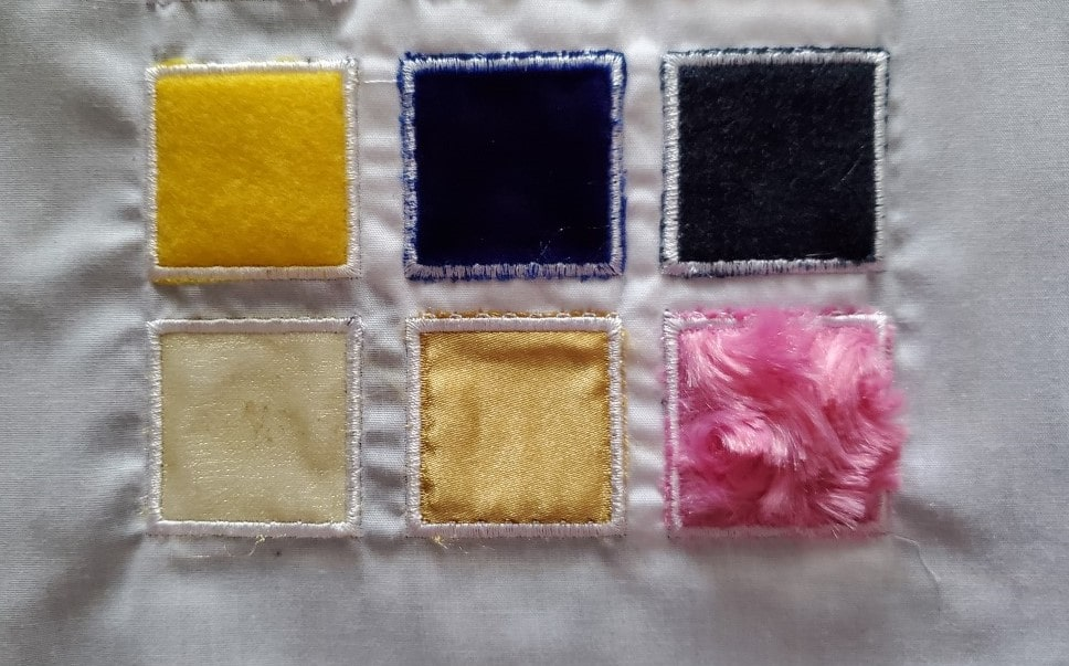 fluffy fabric, felt, and more