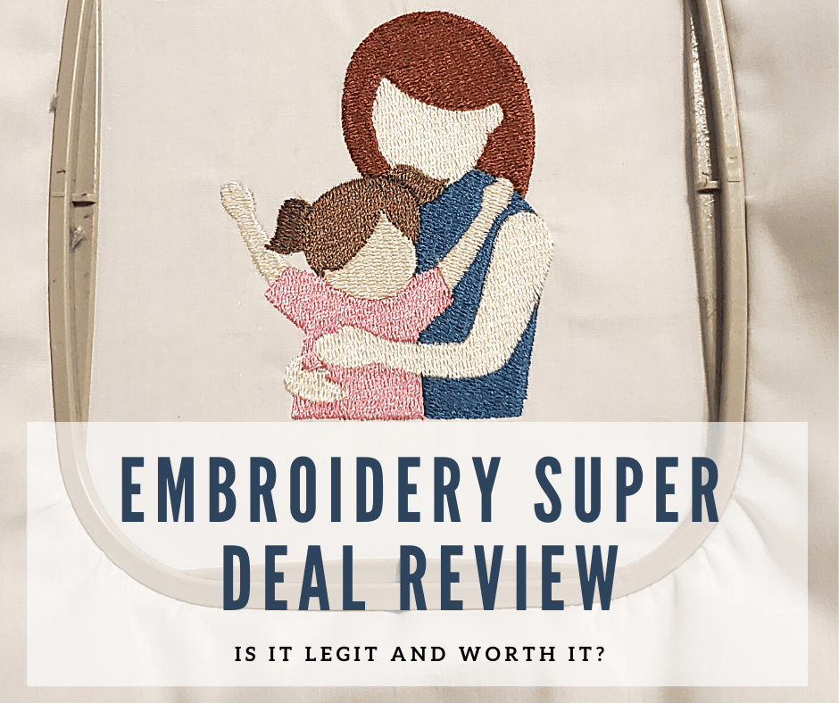 Embroidery Super Deal Review