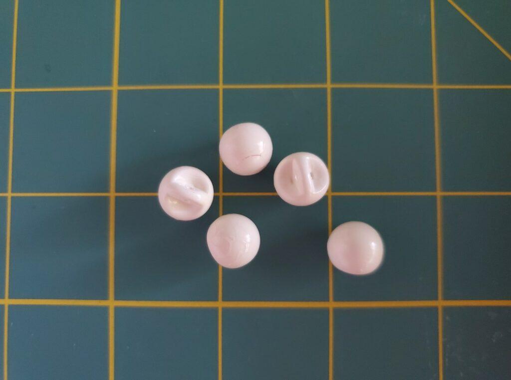 ball buttons
